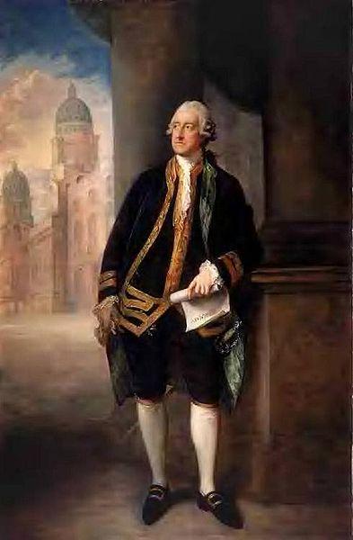 John Montague (1718-1792)