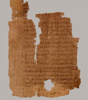 Júdás Evangéliuma 8. oldal
