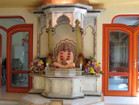 Sríla Prabhupáda mása
