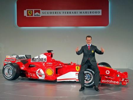 Malboro Ferrari