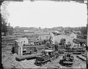 Atlanta építése