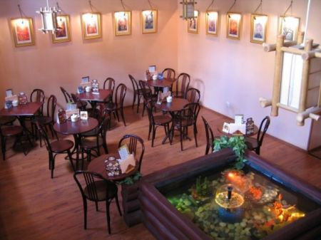 A Villányi úti teaház