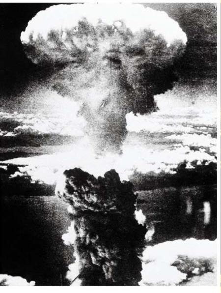 Atomtámadás Hirosima felett